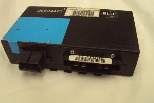 modulo de luces etiqueta azul 25634470 buick y oldsmobile