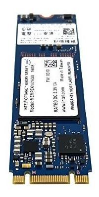 modulo de memoria intel optane 16gb m2 80mm pcie 30 20nm 3d