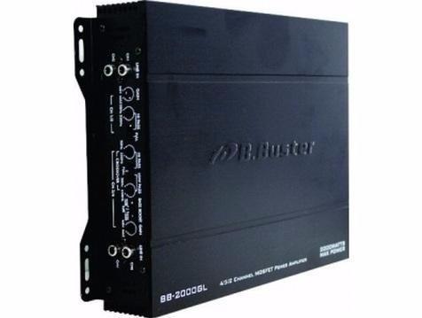 módulo de potência b-buster bb-2000gl 2000watts