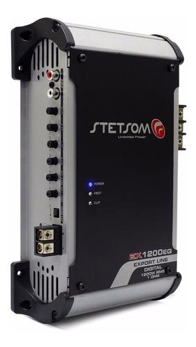 módulo de potência stetsom 1k eq 1200 novo ex-1200 w rms