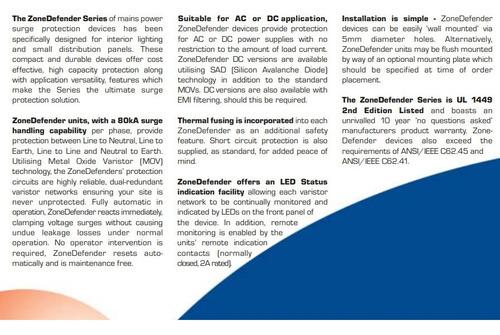 módulo de protección atlantic scientific-zone defender 90799