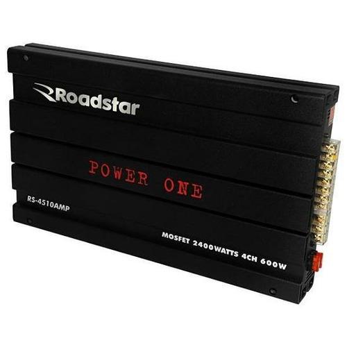 módulo de pôtencia roadstar power one rs-4510 2400w