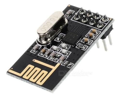 modulo de radiofrecuencia nrf24l01 tranceptor 2.4 ghz
