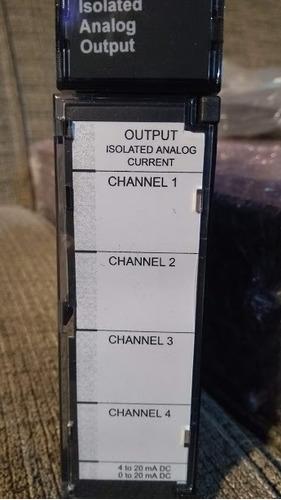 módulo de saída analógico isolado he693dac420e horner