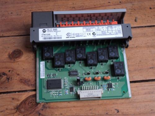 modulo de salida para plc slc500 plcchile