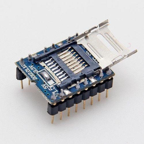 modulo de sonido mp3 wtv020-sd-16 arduino shield pic avr arm