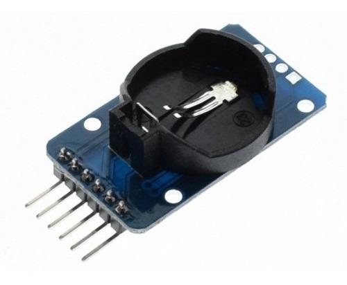 modulo de tiempo real ds3231 at24c32 i2c