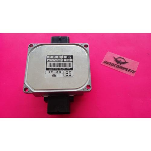 modulo de transmision chevrolet vectra c 3.2 2002  55351073