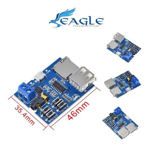modulo decodificador mp3 player