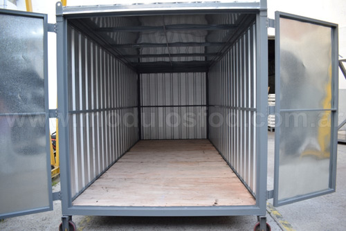 modulo deposito - contenedor - la plata