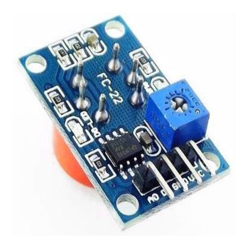 modulo detector sensor alcohol en aire mq3