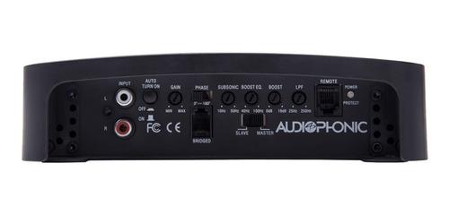 módulo digital para subwoofer audiophonic blow one htech