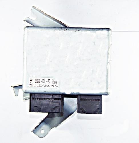 modulo direçã eletrica hidraulica honda crv cód 39980-t0g-a0