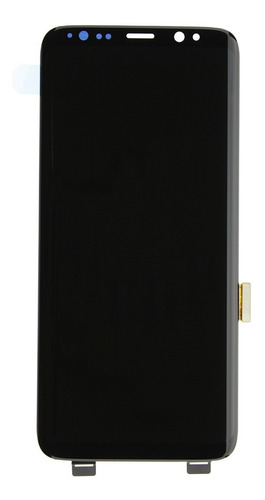 módulo display lcd pantalla samsung s8 g950f instalado