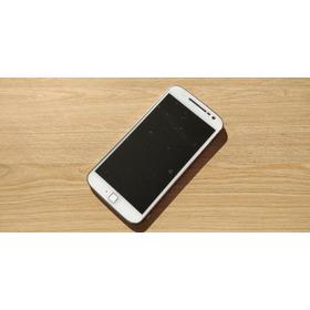 Modulo Display Original Motorola Moto G4 Plus Xt1642 C/marco