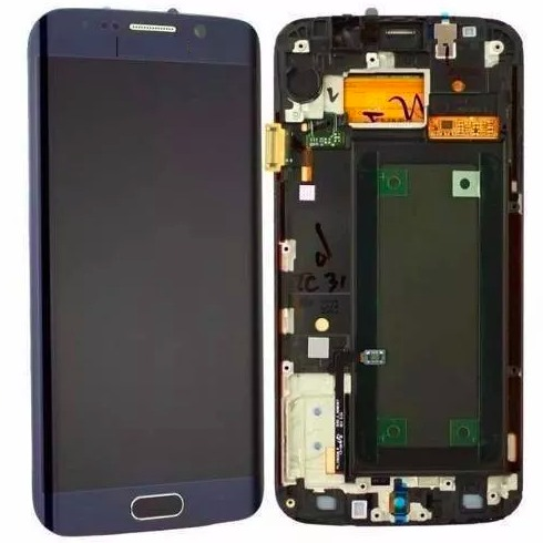 modulo display touch pantalla para samsung galaxy s6 edge