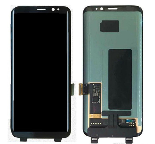 modulo display touch samsung s8 g950 original c/ instalacion