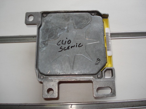 modulo do air beg airbeg do painel do renault clio scenic