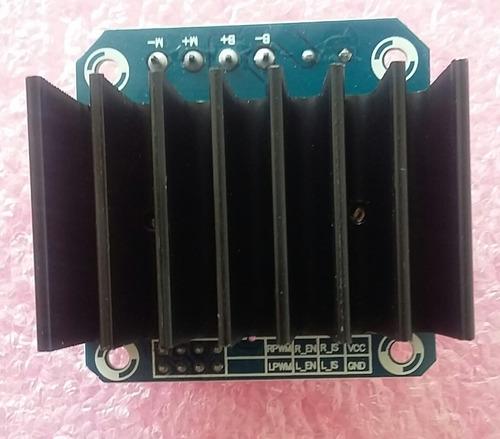 módulo driver ponte h 43a bts7960 ibt-2  pronta entrega