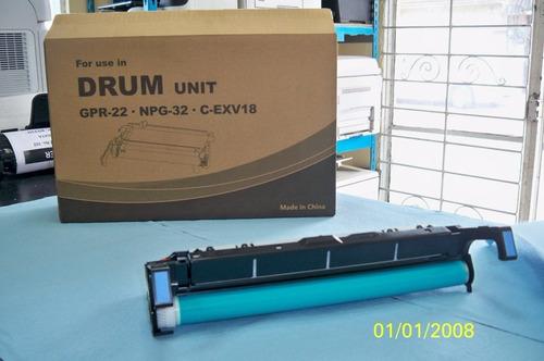 modulo drum cilindro stamprint para canon ir 1019 1023 1025