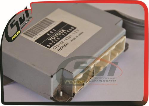 modulo ect caixa cambio hilux 4x4 diesel