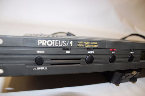 modulo emu proteus 1 vintage sintetizador multimbral