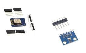 Mini Sensor Diferencial De Pressao - Eletrônicos, Áudio e