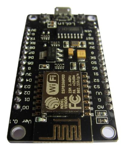 módulo esp8266 nodemcu v3 wifi 802.11 arduino lua