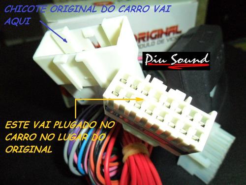 modulo fechamento de vidros veloster plug and play