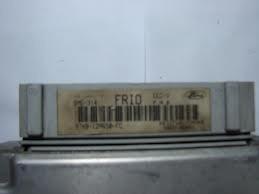 modulo ford ka gas 97kb-12a650-fc eec-v frio usado