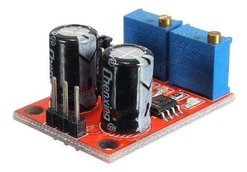 modulo gerador pulso ne 555 frequência pwm arduino pic