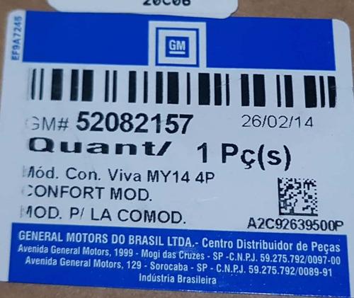modulo gm agile controle vidros / anti furto / trava porta