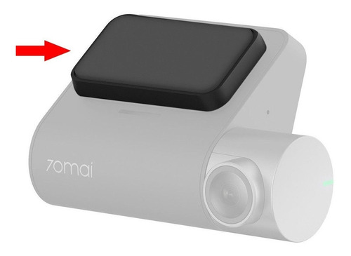 modulo gps camera filmadora xiaomi pro 70mai fhd adas ingles