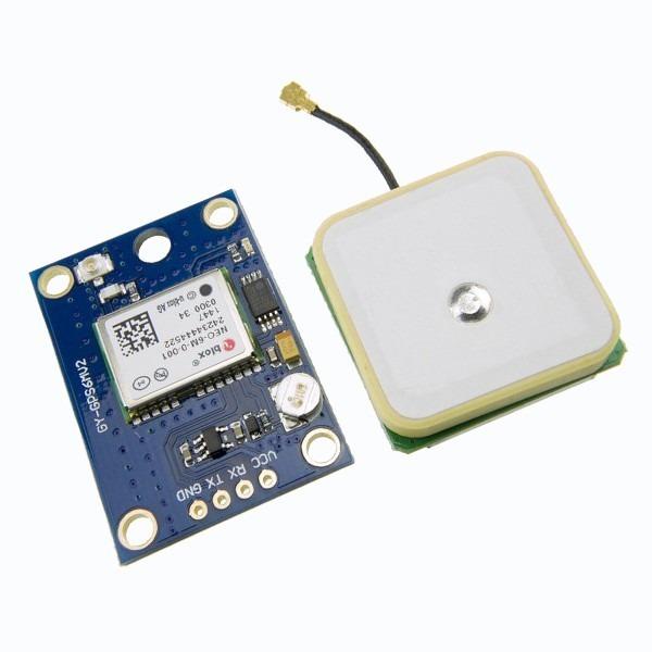 Modulo Gps Ublox Neo 6m Para Arduino