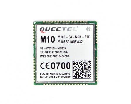 módulo gsm/gprs m10 quectel