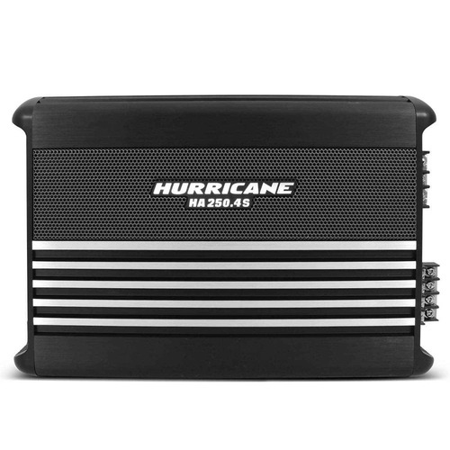 modulo hurricane ha 4.250 1000wrms 4 canais estéreo / mono