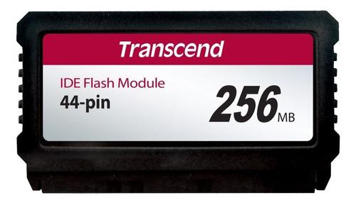módulo ide flash dom 44 pinos 256mb transcend vertical