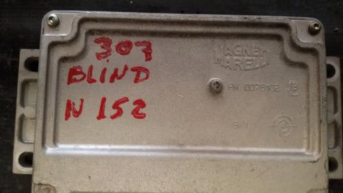 modulo injeçao peugeot 307 2.0 16v - iaw 6lp1.58  sw16762004