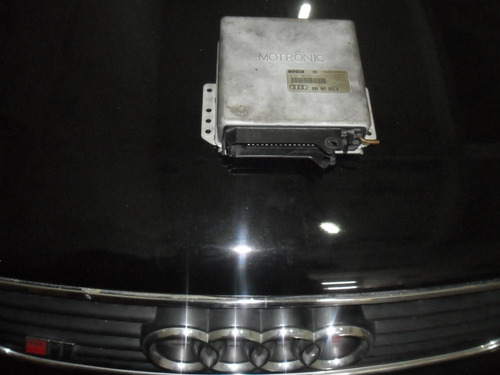 modulo injeção audi s2/s6 motor turbo 5 cilindro porsche