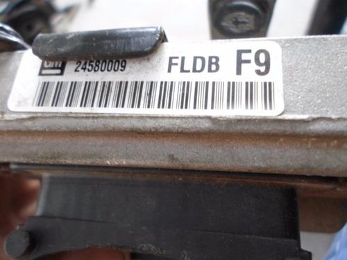módulo injeção celta corsa vhc e 24580009 fldb f9
