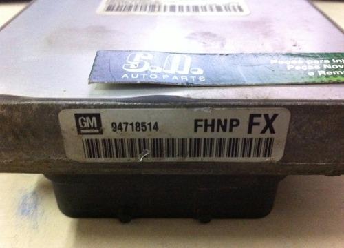 modulo injeção corsa 1.0 flex 94718514 fhnp  fx