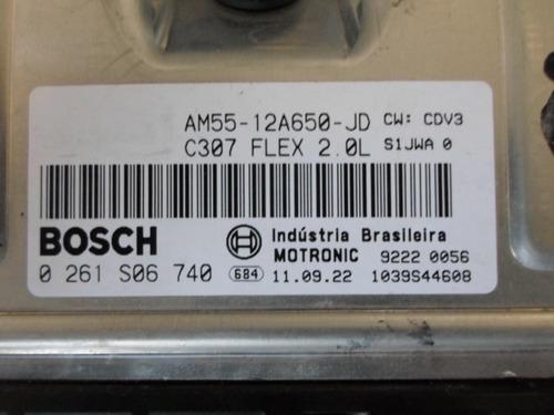 módulo injeção ford focus flex 2.0 am5512a650jd
