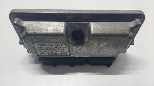 módulo injeção ford ka 1.0 flex 2010 as5512a650ab
