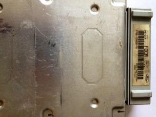 modulo injeção ford ka endura 1.0 gasoli  97kb12a650fa  foca