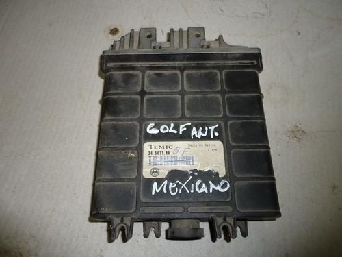 modulo injeção golf mexicano