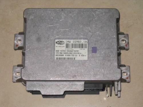 modulo injeção palio 1.0 iaw 1g7sd.10 / iaw1g7sd.10 s/cold