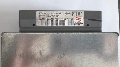 modulo injeção ranger 4.0 f87f-12a650-nb  letra fta1
