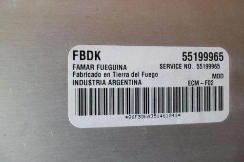 modulo injeção stilo 1.8 16v - 55199965 -  fbdk