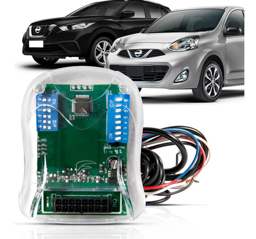 módulo interface volante nissan march kicks s 13 14 15 a 20