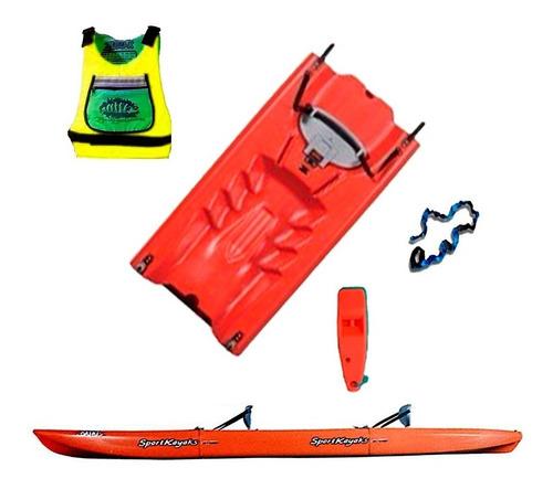 modulo intermedio para kayak modular oahu de sportkayaks